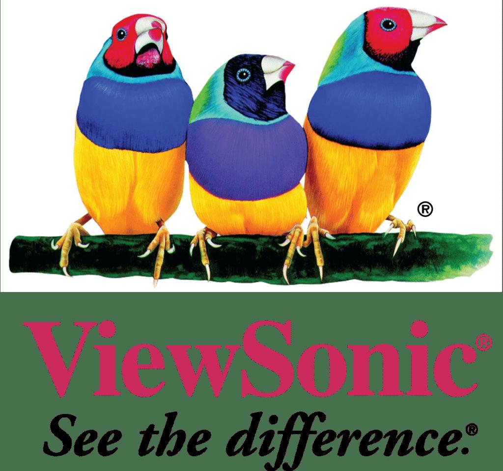 Проекторы-Viewsonic-логотип
