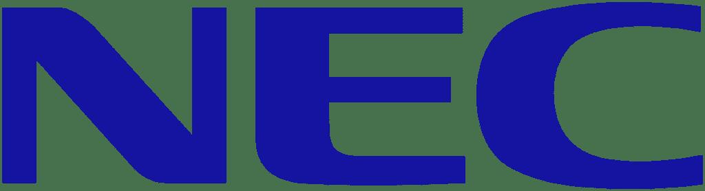 Логотип проекторов NEC